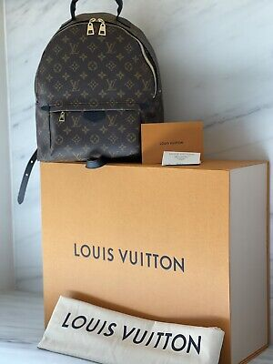 $2999.99 • Buy Nwt Louis Vuitton Palm Springs Backpack Mm