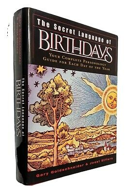 £17.57 • Buy The Secret Language Of Birthdays Complete Personology Guide Numerology Zodiac