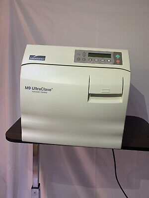 $2900 • Buy Ritter M9 Ultraclave Automatic Autoclave Steam Sterilizer In Excellent Condition