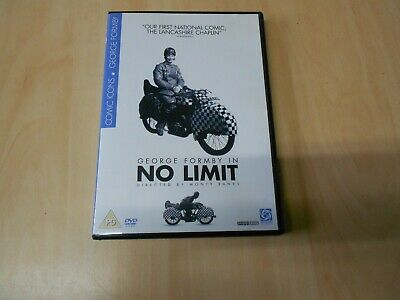 £7.99 • Buy No Limit....george Formby...dvd