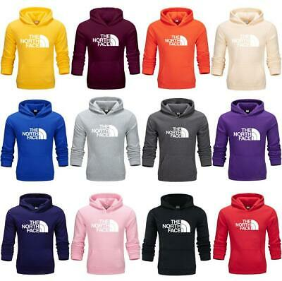 £12.88 • Buy The North Face Mens Womens Sports Pullover Hoodie Casual Hooded Jumper Jacket