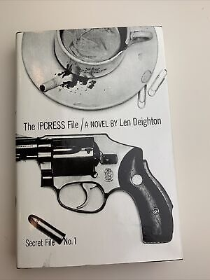 £70.90 • Buy The Ipcress File By LEN DEIGHTON ~ First Edition 1963