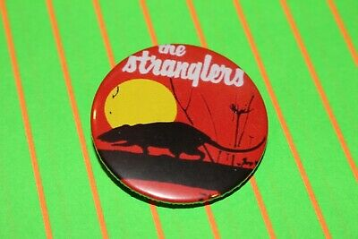 £1.99 • Buy The Stranglers Punk  Badge 35 Mm New Wave                      Code26