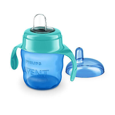 £8.31 • Buy Avent EasySip Spout Cup Baby Child Kids Non Spill - Blue
