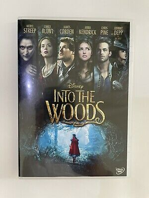 £1.99 • Buy Into The Woods Dvd