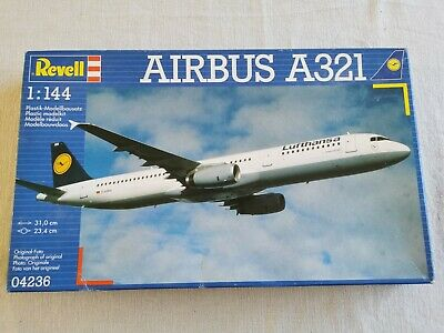 £17.99 • Buy Revell 1:144 Airbus A321 Lufthansa