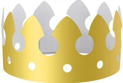 £5 • Buy Party Crown Paper Hats Party King Crown For Party And Celebration
