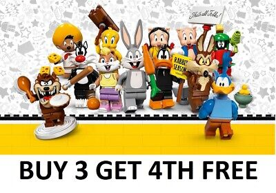 £10.49 • Buy LEGO Looney Tunes Minifigures 71030 New Pick Choose Your Own BUY 3 GET 4TH FREE