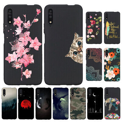 £2.99 • Buy Painted Silicone Phone Back Case Cover For Samsung S8 S9 S10 Plus S20FE S21 Plus