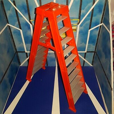 £10 • Buy Ultimate Ladder (Red) - RSC - Accessories For WWE Wrestling Figures