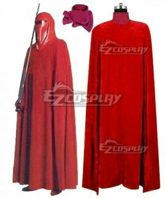 £44.80 • Buy Star Wars Red Royal Guard Cosplay Costume