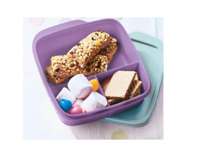 £8.85 • Buy  TUPPERWARE - Divided Lunch Box - 550ml Perfect Size