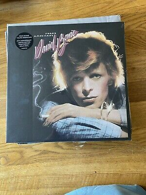 £25 • Buy David Bowie Young Americans Gold Vinyl New And Sealed