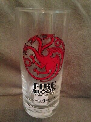 £7.50 • Buy Game Of Thrones Glass
