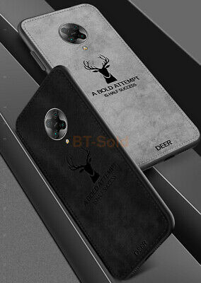 AU7.42 • Buy For Xiaomi Poco F2 Pro/K20 K30 Pro Shockproof Soft Fabric Cloth Back Case Cover