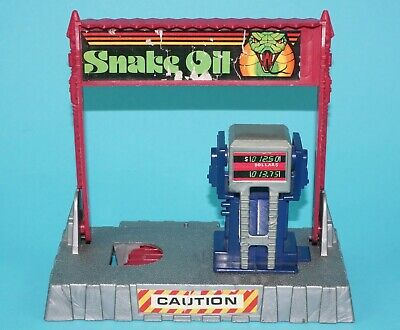 $14.27 • Buy M.A.S.K PIT STOP CATAPULT FUELING STATION 1980s KENNER WORKS!
