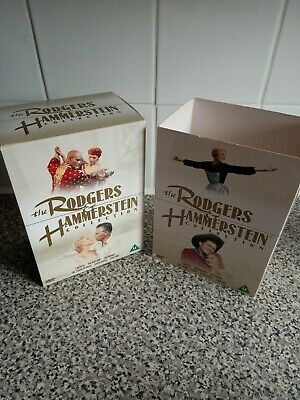 £9 • Buy Rodgers And Hammerstein (DVD, 2002, 6-Disc Set, Box Set)