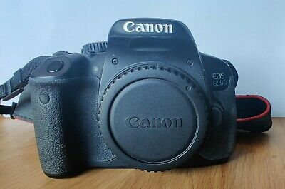£220 • Buy Canon EOS Rebel T4i / 650D (frame Only) With Most Accessories