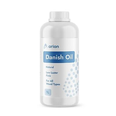 £10.95 • Buy 1 Litre Winstons Danish Oil Best Quality For Wooden Kitchen Worktops And Furnitu