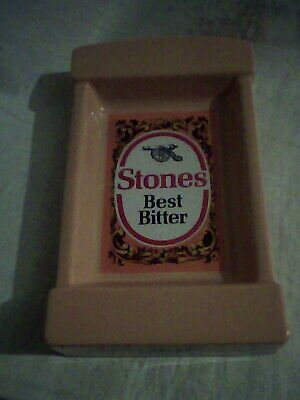 £8.99 • Buy Vintage Stones Best Bitter Ashtray By Wade, England.