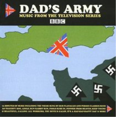 £11.63 • Buy Various Artists-Dad's Army CD NEUF