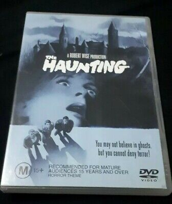 £8.16 • Buy A Haunting (1963) DVD R4 - Robert Wise