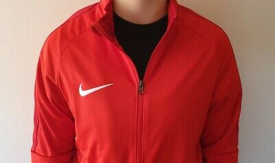 £15.49 • Buy Nike Academy Woven Track Top Mens Red Size UK Medium