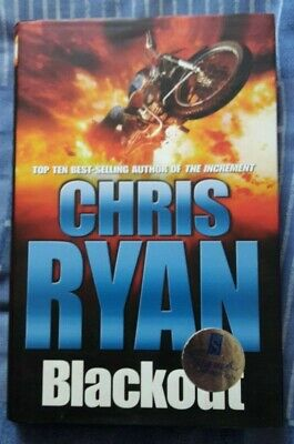 £6.99 • Buy Blackout By Chris Ryan - Hardcover, 2005, Signed, First Edition, First Print
