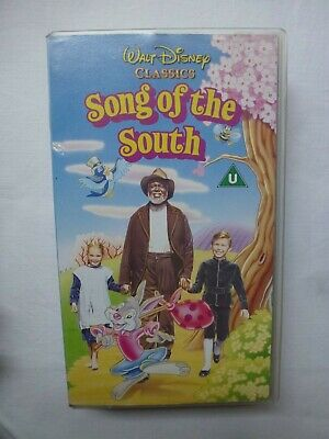 £22 • Buy Song Of The South (VHS), Live Action/Animated)