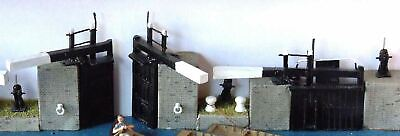 £27.13 • Buy Narrow Lock Gates Sundries For Canal F6a UNPAINTED OO Scale Langley Models Kit