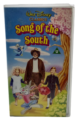 £199 • Buy Song Of The South VHS (PAL) - Rare Walt Disney Collectable. RARE Blue Label Ed.