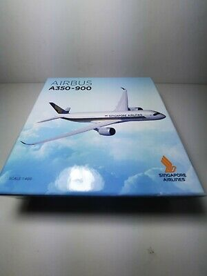AU75 • Buy 1:400 Lysia Marcomm A350-900 Singapore Airlines Exclusive
