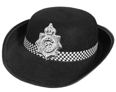 £4.70 • Buy Adults Ladies Police Hat WPC Policewoman Cop Fancy Dress Party Costume Accessory