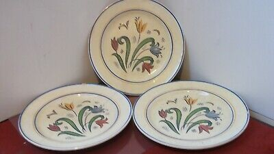 £10 • Buy STARCROSS Bovey Tracey 3 Plates 18 Cm