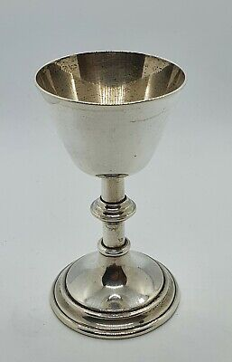£159 • Buy Solid Silver Travelling Communion Chalice. London 1931.