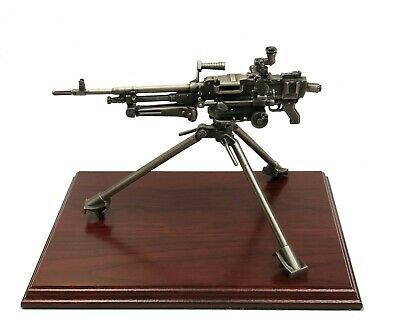 $175.02 • Buy Pewter GPMG Sustained Fire Role Statue ( SF Role - General Purpose Machine Gun )