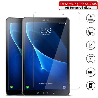 £5.89 • Buy 3PC Tempered Glass Screen Protector For Samsung Galaxy Tab A 10.1 2016 T580 T585