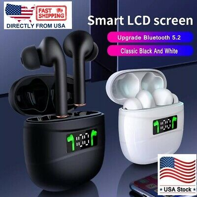 $ CDN25.49 • Buy Bluetooth Earbuds For Iphone Samsung Android Wireless Earphone IPX7 Waterproof