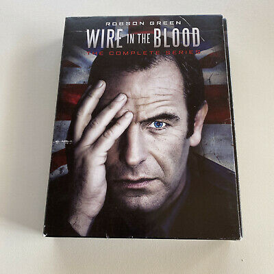 £24.21 • Buy Wire In The Blood: Complete Series (DVD, 2015, 12-Disc Set)