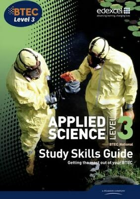 £26.13 • Buy Btec Level 3 National Applied Science Study Guide Mint Matthews Julie Pearson Ed