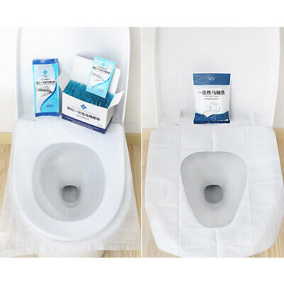 £5.11 • Buy Disposable Cover Disposable Travel Toilet Potty Seat Covers - Portable Potty