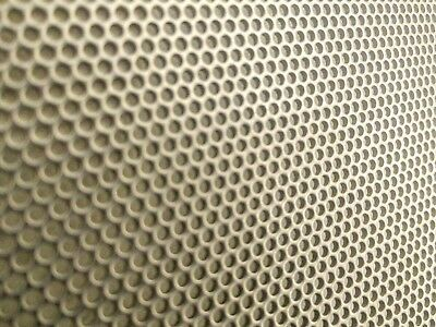 £4 • Buy Perfect DIY 1.4 Mm Hole X.0.6 Mm Pitch X 1mm Thick Mild Steel Perforated Sheet