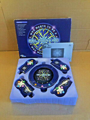 £13.99 • Buy Who Wants To Be A Millionaire Video Game System Plug And Play TV Game 2006 VGC