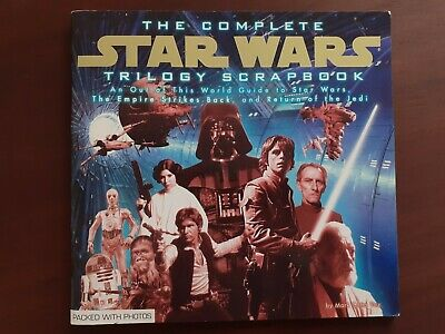 £450 • Buy Star Wars Autographs 25 Year Collection All In One Book.