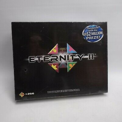 £17.99 • Buy Eternity II 2 Puzzle Game Christopher Monkton 2007 256 Piece NEW SEALED