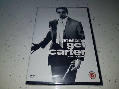 £3.99 • Buy Get Carter 2000 - DVD - New & Sealed  Stallone