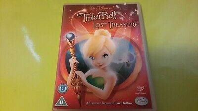 £1.75 • Buy Tinkerbell  And The Lost Treasure Walt Disney  Dvd  Vgc Posted Same W/day