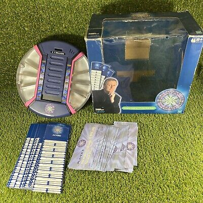 £14.99 • Buy Who Wants To Be A Millionaire - Tiger Electronic Board Game - Tested & Working