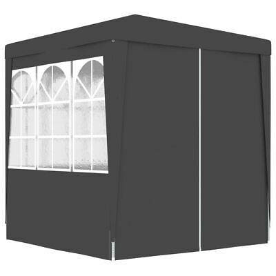 AU105.95 • Buy Professional Outdoor Party Tent With Side Walls 2x2m Garden Gazebo Shade Canopy