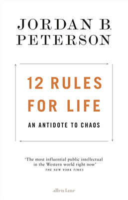 AU6.22 • Buy 12 Rules For Life An Antidote To Chaos (Not Paperback)